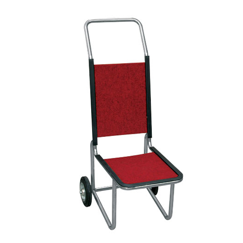 Banquet Chair Trolley (Stainless Steel)