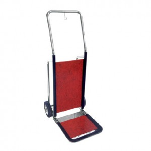 Bell Boy Hand Truck c/w Carpet