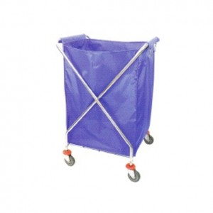 Chrome Steel X-2 Trolley