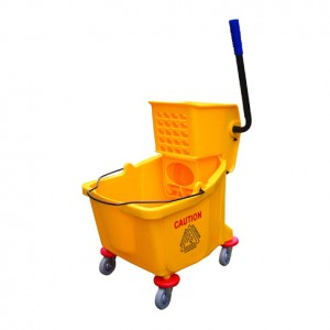SB8080 Single Wringer Mop Bucket