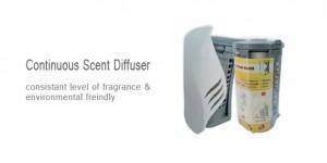 continuous scent difuser