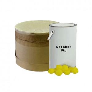 Deodorant block