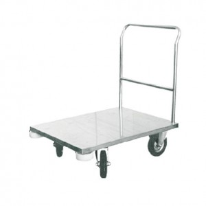 Platform Trolley (Stainless Steel)