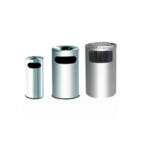 Round Litter Bin (Ashtray Top)
