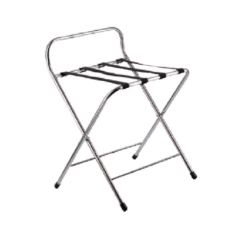 Stainless Steel Folding Luggage Stand