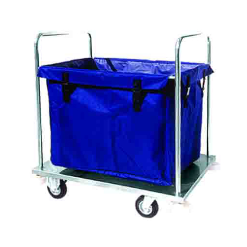 Soiled Linen Trolley A