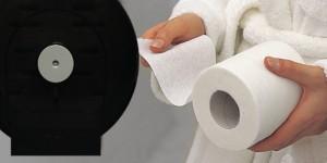 Jumbo Roll Tissue Dispense